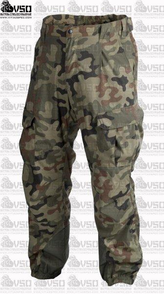 HELIKON Spodnie LEVEL 5 Ver.II  Soft Shell Wz.93
