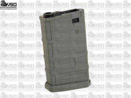 MAGAZYNEK HI-CAP POLIMEROWY NA 165 KULEK DO SERII M4 - FOLIAGE [ACM]