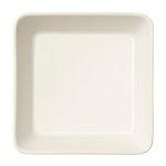 Iittala TEEMA Talerz Kwadratowy 12 cm - Biały