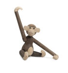 Kay Bojesen MONKEY Figurka Drewniana Małpka - Dębowa