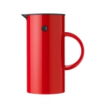 Stelton CLASSIC Zaparzacz Tłokowy do Kawy typu French Press - Czerwony