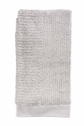ZONE Denmark CLASSIC Ręcznik 100x50 cm Szary Soft Grey