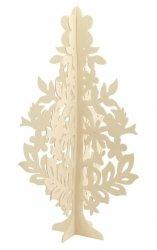 A Simple Mess TRAE Dekoracja - Drzewko 62x100 cm