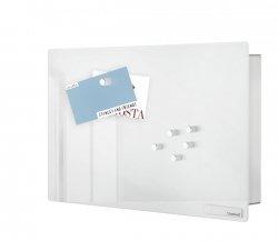 Blomus VELIO Magnetyczna Szafka na Klucze - Szkło Białe