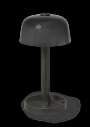 Rosendahl SOFT SPOT Bezprzewodowa Lampka LED 24 cm Smoke