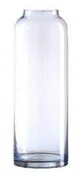 A Simple Mess TINKE Szklany Wazon do Kwiatów 28 cm Niebieski