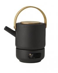 Stelton THEO Dzbanek do Herbaty 1.25 l z Podgrzewaczem