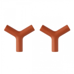 RIG-TIG by Stelton HANG-IT Wieszak - Haczyk Ścienny - Terracotta