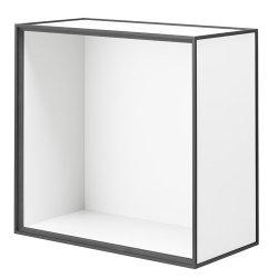 by Lassen FRAME 42 Szafka - Moduł Otwarty - Biały