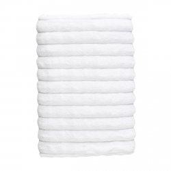 ZONE Denmark INU Ręcznik Kąpielowy 140x70 cm Biały