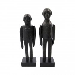 House Doctor ART PIECE Rzeźba - Figurka Dekoracyjna - Spouses