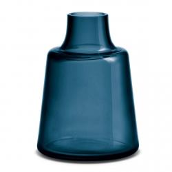 Holmegaard FLORA Wazon do Kwiatów 24 cm Niebieski