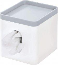 iDesign BOX Pojemnik na Chusteczki - Biały Matowy