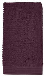 ZONE Denmark CLASSIC Ręcznik 100x50 cm Fioletowy