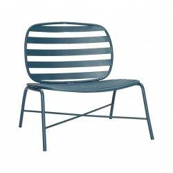 Hübsch OUTDOOR Krzesło Ogrodowe - Zielone