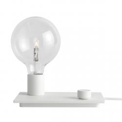 Muuto CONTROL Lampa Stołowa LED Biała