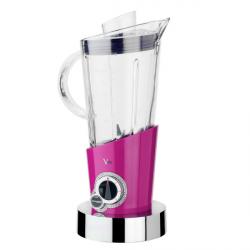 Casa Bugatti VELA INDIVIDUAL Blender Elektryczny - Swarovski - Różowy