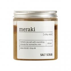 Meraki SALT SCRUB Peeling do Ciała na Bazie Soli - Silky Mist