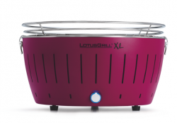 LotusGrill® XL Grill Bezdymny - ŚLIWKA