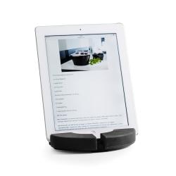 Sagaform COOK'N READ Podkładka pod Garnek - Uchwyt na Tablet - Czarny