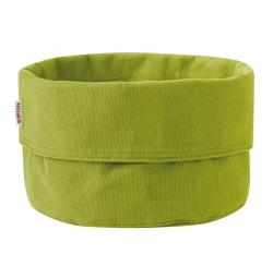 Stelton CLASSIC Bawełniany Kosz na Pieczywo - Chlebak - Zielony
