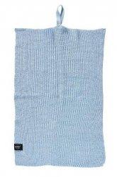 ZONE Denmark KITCHEN Ścierka - Ręcznik Kuchenny 50x38 cm Niebieski Light Blue