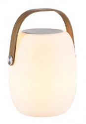 Villa Collection HOME Lampka LED z Głośnikiem 21 cm