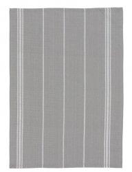 SÖDAHL - HERRINGBONE Ręcznik Kuchenny 50x70 cm Szary