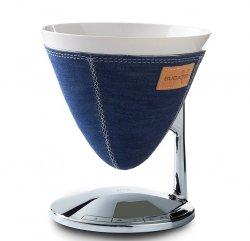 Casa Bugatti UMA INDIVIDUAL Cyfrowa Waga Kuchenna - Jeans Denim