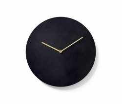 Menu NORM METAL Zegar Ścienny - Bronzed Brass