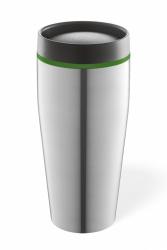 Zack PRENDO Stalowy Kubek Termiczny - Zielony