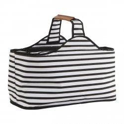 House Doctor COOLING BAG Torba Termiczna Piknikowa - Stripes
