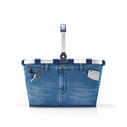 Reisenthel CARRYBAG Koszyk na Zakupy - Jeans