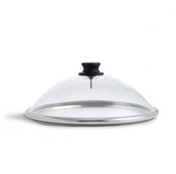 LotusGrill® Szklana Pokrywa z Termometrem