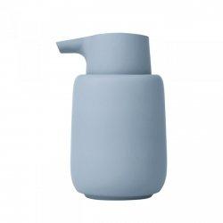 Blomus SONO Dozownik do Mydła - Niebieski Ashley Blue