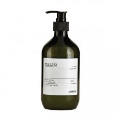 Meraki BODY Szampon do Włosów Zniszczonych 500 ml Linen Dew