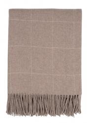 Sodahl MINIMAL Bawełniany Pled - Koc 130x170 cm Nature