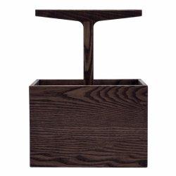 Ro Collection TOOLBOX NO. 5 Organizer Drewniany - Ciemny