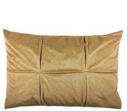 Sodahl JEWEL Welurowa Poduszka Dekoracyjna 40x60 cm Złota Golden