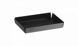 NUR Design Studio TRAY Tacka Mała - Taca Small High - Czarna