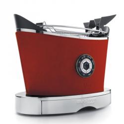 Casa Bugatti VOLO INDIVIDUAL Toster - Leather (Skórzany) Czerwony
