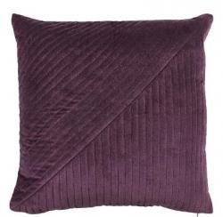 Sodahl SHINE Welurowa Poduszka Dekoracyjna 50x50 cm Fioletowa Lavender