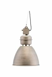 House Doctor VOLUMEN Lampa Wisząca 35 cm w Industrialnym Stylu - Gunmetal