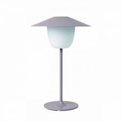 Blomus ANI Bezprzewodowa Lampa LED 2w1 Stołowa/Wisząca 33 cm Bark