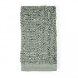 ZONE Denmark CLASSIC Ręcznik 100x50 cm Zielony Matcha Green