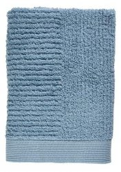 ZONE Denmark CLASSIC Ręcznik 70x50 cm Niebieski Blue Fog