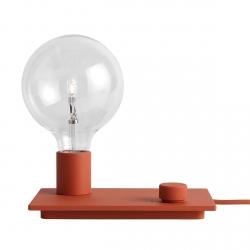 Muuto CONTROL Lampa Stołowa LED Czerwona