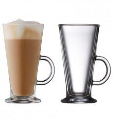 Lyngby Glass COFFEE Szklanki do Kawy Latte 260 ml 2 Szt.