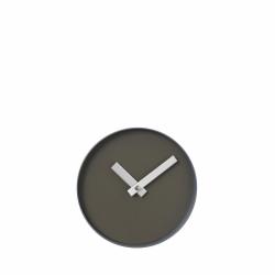 Blomus RIM Zegar Ścienny 20 cm Steel Grey/Tarmac
