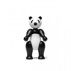 Kay Bojesen PANDA Figurka Drewniana Miś Panda